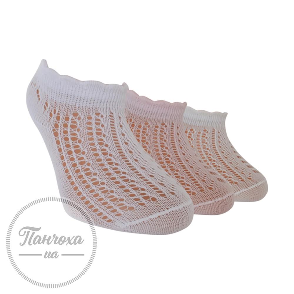 Шкарпетки для дівчат KATAMINO К23003 р.27-30 (7-8 років) Білий - photo#14