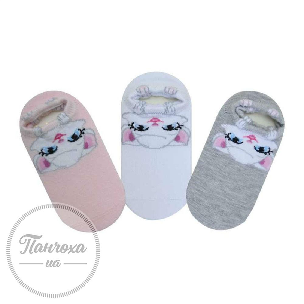 Шкарпетки для дівчат KATAMINO К90038 р.25-26 (5-6 років) Білий - photo#17