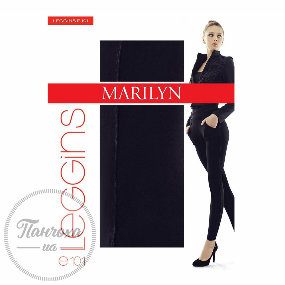 Легінси жіночі MARILYN LEGGINS E101 (black,S/M)