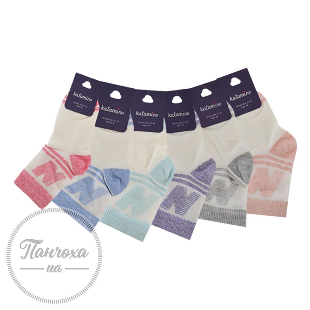Шкарпетки для дівчат KATAMINO К20046 р.34-36 (11-12 років ... - photo#4